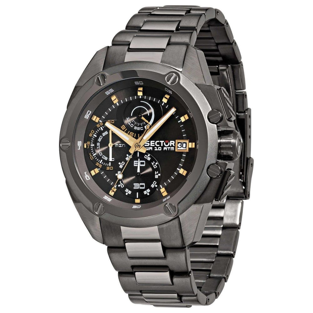 Homme R3273981004 Sector Site Pour Chronographe Official nP8Ok0w