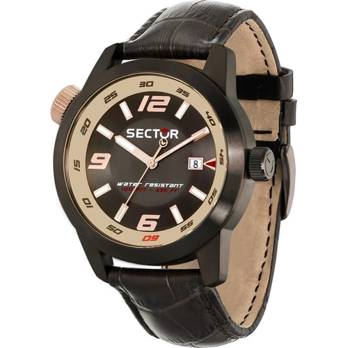 OROLOGIO SECTOR OVERSIZE 48MM - R3251102019