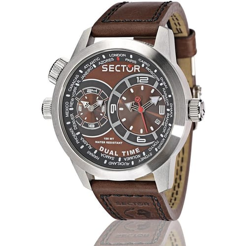 OROLOGIO SECTOR OVERSIZE 48MM - R3251102055