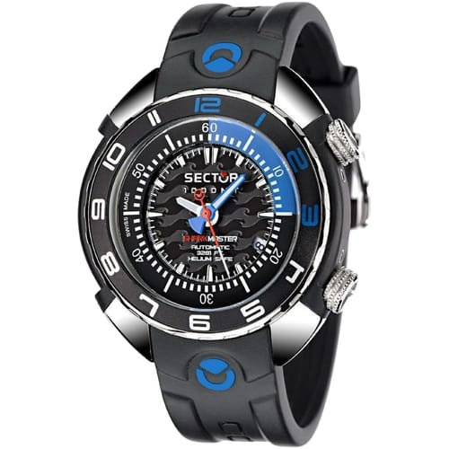 SECTOR SHARK MASTER WATCH - R3251178025