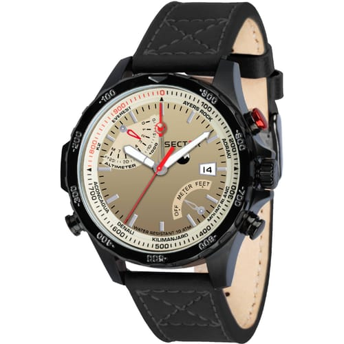 SECTOR MASTER WATCH - R3251506004