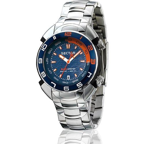 OROLOGIO SECTOR SHARK MASTER - R3253178035