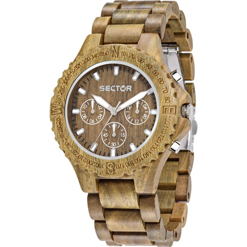 OROLOGIO SECTOR SECTOR NO LIMITS NATURE - R3253478007