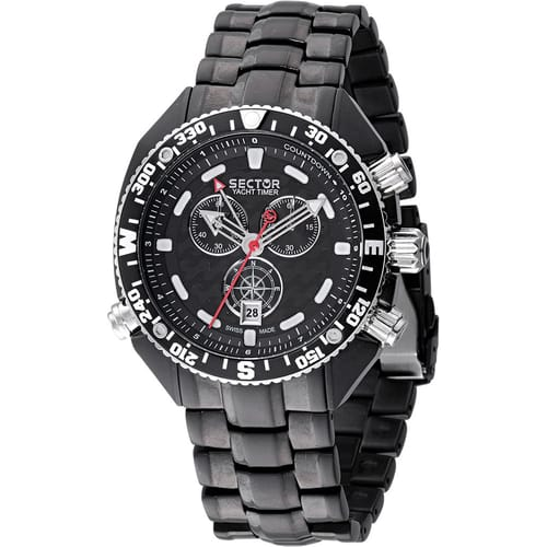 OROLOGIO SECTOR YACHT MASTER - R3273966025