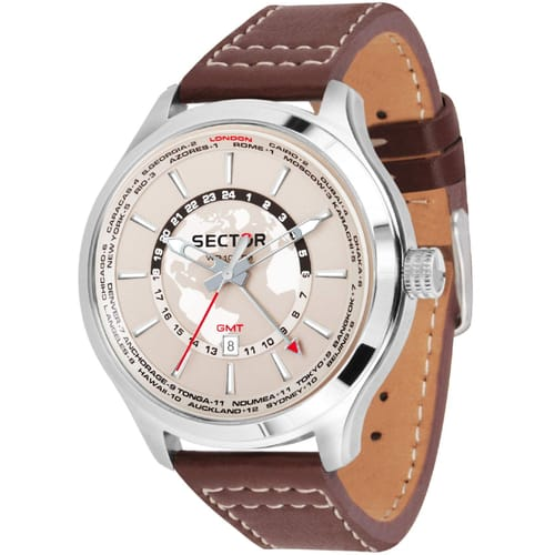 OROLOGIO SECTOR TRAVELLER - R3251504001