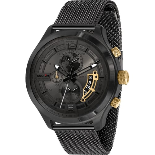 MONTRE SECTOR TRAVELLER - R3273804001