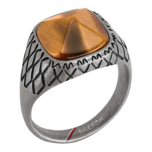 SECTOR RUDE RING - SALV30019