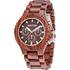 OROLOGIO SECTOR SECTOR NO LIMITS NATURE - R3253478003