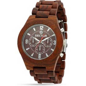 MONTRE SECTOR SECTOR NO LIMITS NATURE - R3253478016
