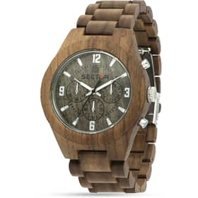 MONTRE SECTOR SECTOR NO LIMITS NATURE - R3253478018