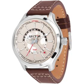 SECTOR TRAVELLER WATCH - R3251504001