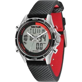 SECTOR MASTER WATCH - R3271615001
