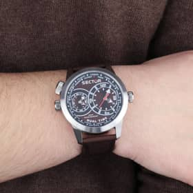 SECTOR OVERSIZE 48MM WATCH - R3251102055