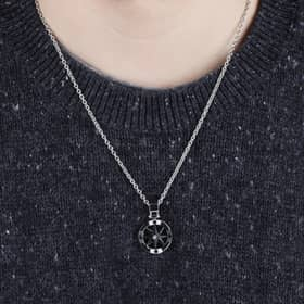 SECTOR MARINE NECKLACE - SADQ01