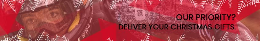 Guaranteed deliveries for Christmas