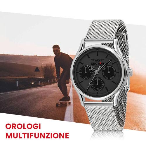 orologi multifunzione