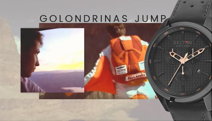 golondrinas jump
